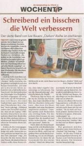 Wochentip 03.09.2014